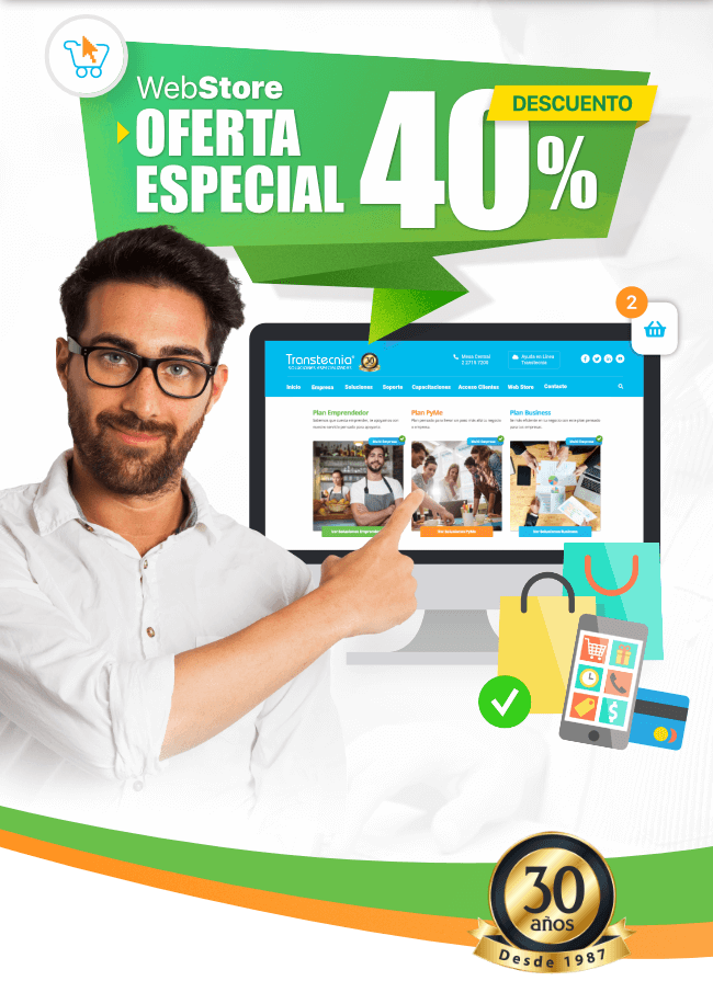 Gran Lanzamiento Nueva WebStore