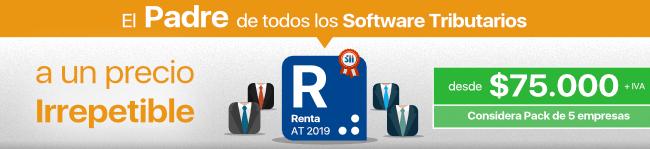 El padre de todos los Software Tributarios: Renta AT 2018