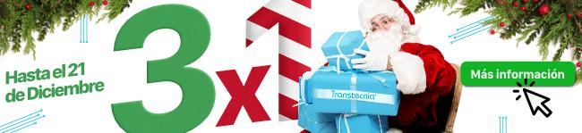3x1 Navidad Transtecnia