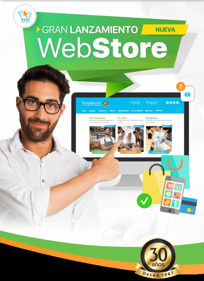 Gran lanzamiento - Nueva WebStore