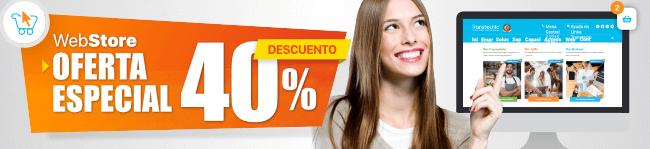 Nueva WebStore Transtecnia - Oferta Especial