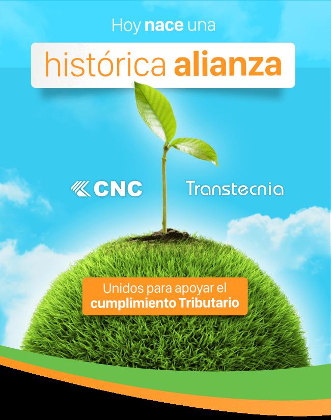 Transtecnia - Hoy nace una histórica alianza CNC y Transtecnia