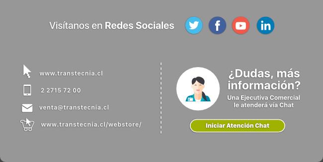 Visítanos en Redes Sociales