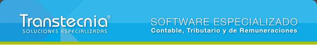 Transtecnia - Software especializado