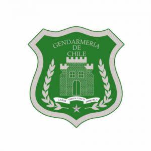 Logo Gendarmería Antofagasta- Transtecnia
