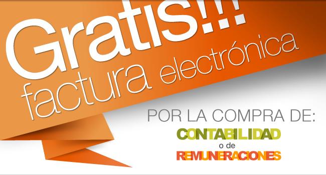 Gratis Factura Electrónica!!!